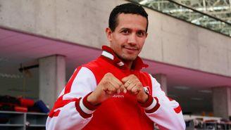 Óscar Salazar sufrió una grave neumonía a causa del Covid-19