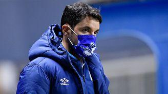 Nicolás Larcamón: 'Cruz Azul se ha hecho fuerte en el Estadio Azteca'