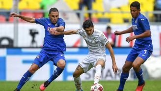 Cruz Azul: Pablo Aguilar y Luis Romo no jugarán ante Puebla