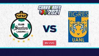 EN VIVO Y EN DIRECTO: Santos vs Tigres Guardianes 2021 Jornada 2