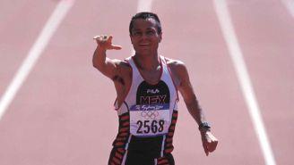 Joel Sánchez en los Olímpicos de Sídney 2000