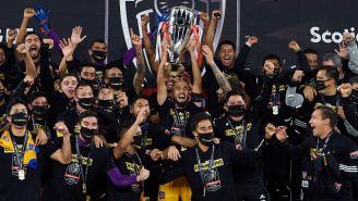 Tigres, último campeón de Concachampions