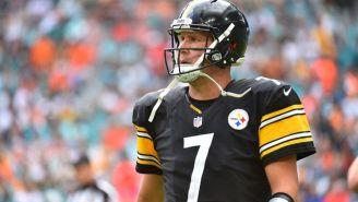 Roethlisberger previo a un partido con Steelers