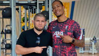 Khabib Nurmagomedov: Expeleador de UFC recibió oferta para ser futbolista
