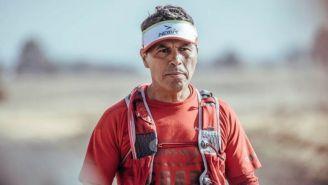 Germán Silva se prepara para una competencia