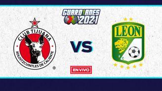 EN VIVO Y EN DIRECTO: Tijuana vs León Guardianes 2021 Jornada 6