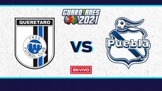 EN VIVO Y EN DIRECTO: Querétaro vs Puebla