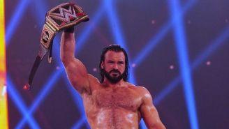 WWE: Drew McIntyre buscará mantener el título de la empresa en la Cámara de Eliminación
