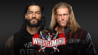 Reigns y Edge disputarán Wrestlemania