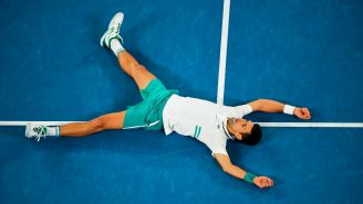 Australian Open: Novak Djokovic explicó su lesión en el abdomen