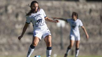 Dinora Garza cumplirá uno de sus sueños al jugar en el Estadio Olímpico