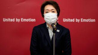 Seiko Hashimoto, presidenta del Comité Organizador de las Olimpiadas