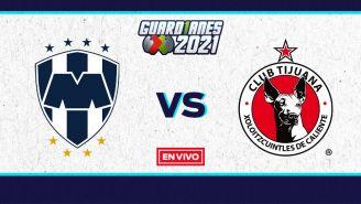 EN VIVO Y EN DIRECTO: Monterrey vs Xolos