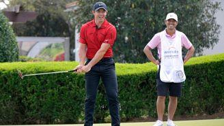 Tiger Woods: Golfistas rindieron homenaje en la última jornada del WGC-Workday Championship