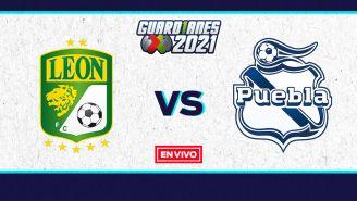 EN VIVO Y EN DIRECTO: León vs Puebla Guardianes 2021 Jornada 9