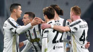 La Juventus venció al Spezia