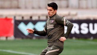 Atlético: Luis Suárez ve partido contra Real Madrid como una revancha