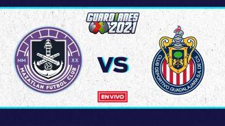 EN VIVO Y EN DIRECTO: Mazatlán vs Chivas