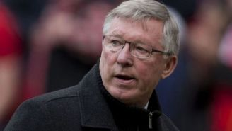 Sir Alex Ferguson, exentrenador del Manchester United