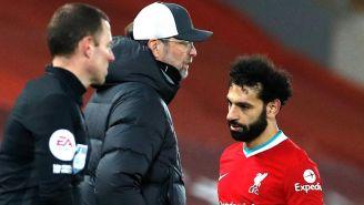 Exdelantero del Liverpool: 'Si Salah está descontento, entonces debería irse'