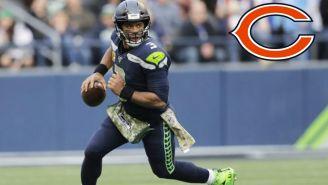 Wilson en juego con Seattle