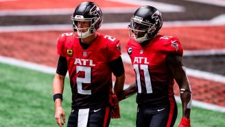 Falcons anunció que jugará en Londres en octubre de 2021