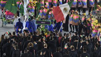 La delegación mexicana en Rio 2016