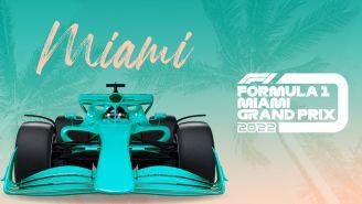Promocional del Gran Premio de Miami 2022