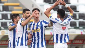 Porto venció al Nacional