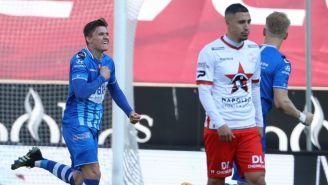 Zulte perdió por goleada ante el Gent