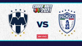 EN VIVO Y EN DIRECTO: Rayados vs Pachuca