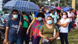 Detectan en Guanajuato primer caso de cepa brasileña