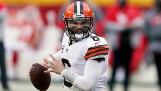 NFL: Browns extienden contratos de Mayfield y Ward por quinto año
