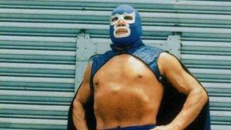 Blue Demon, leyenda de la lucha libre