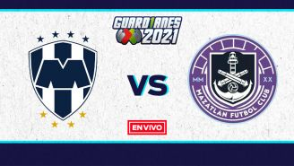 EN VIVO Y EN DIRECTO: Monterrey vs Mazatlán Guardianes 2021 J17