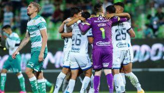 Liga MX: Puebla rescató empate ante Santos y clasificó directo a Liguilla