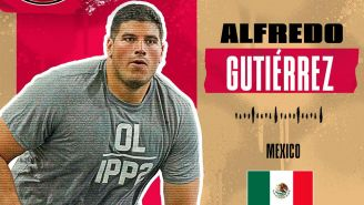49ers: Mexicano Alfredo Gutiérrez formará parte de San Francisco