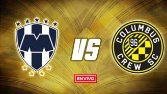 EN VIVO Y EN DIRECTO: Monterrey vs Columbus Crew