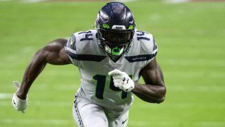 NFL: Receptor abierto de Seahawks competirá en 100 metros planos
