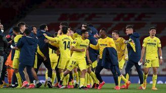 Villarreal venció al Arsenal y jugará la Final vs United