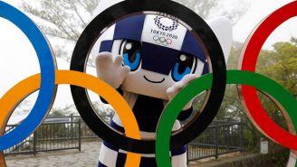 Miraitowa, la mascota de los Juegos Olímpicos