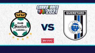EN VIVO Y EN DIRECTO: Santos vs Gallos Guardianes 2021 Repechaje