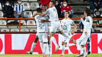 Pachuca goleó a Chivas