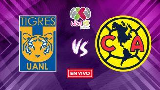 EN VIVO Y EN DIRECTO: Tigres vs América Guardianes 2021 CF Vuelta