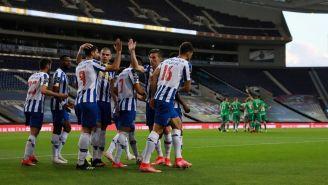 Porto goleó al Farense