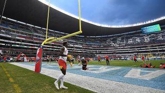 NFL anunciaría cancelación de juego en México por segundo año consecutivo