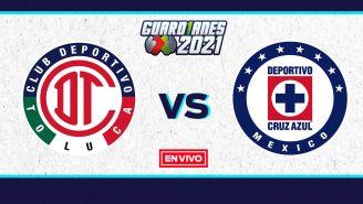 EN VIVO Y EN DIRECTO: Toluca vs Cruz Azul