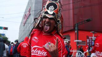 Fan del Toluca, previo al partido