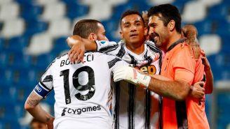 Juventus derrotó al Sassuolo