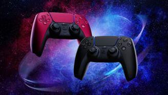 Los dos nuevos diseños para el DualSense